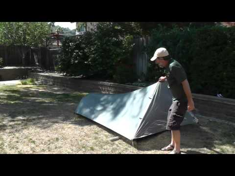 Squall 2 TarpTent & Squall 2 TarpTent - YouTube