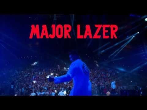 Major Lazer India Tour