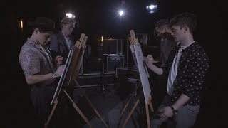 Is there a secret Picasso in The Vamps? Find out as they draw each ...