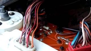 Появление зарядки после перегазовки ваз 21099