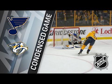 02/13/18 Condensed Game: Blues @ Predators