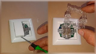 Як розібрати вимикач