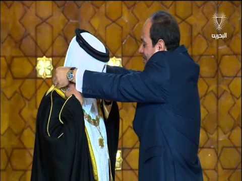 البحرين : جلالة الملك المفدى يصل الى القاهرة في مستهل زيارة رسمية