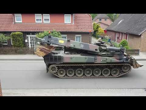 Panzer in in Winsen/Aller?!