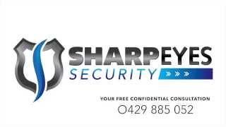 Sharp Eyes Security Alarm Monitoring - Camera Surveillence