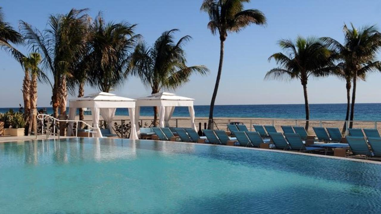 Top10 Recommended Hotels in Fort Lauderdale Beach Fort
