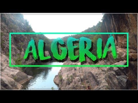 ALGERIA VACATION 2017 // GoPro