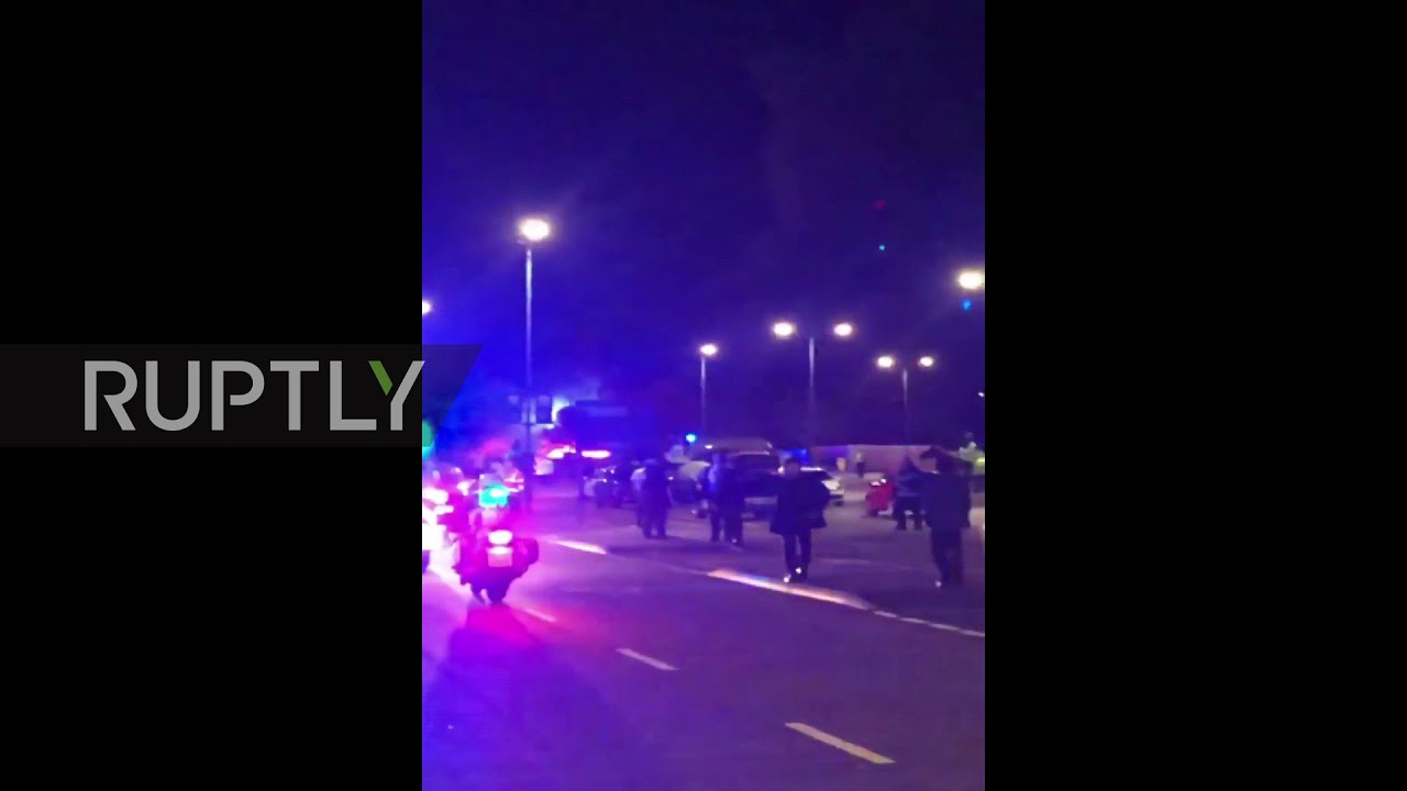 UK: Helicopter of Leicester City FC's owner crashes ...