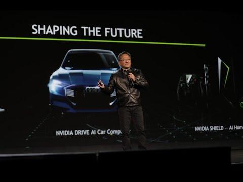 NVIDIA Opening Keynote Highlights at CES 2017