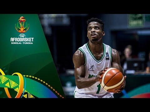 Nigeria v Cote d'Ivoire - Full Game - FIBA AfroBasket 2017