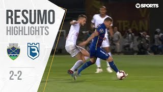 Highlights   Resumo: Chaves 2-2 Belenenses (Liga 18/19 #28)