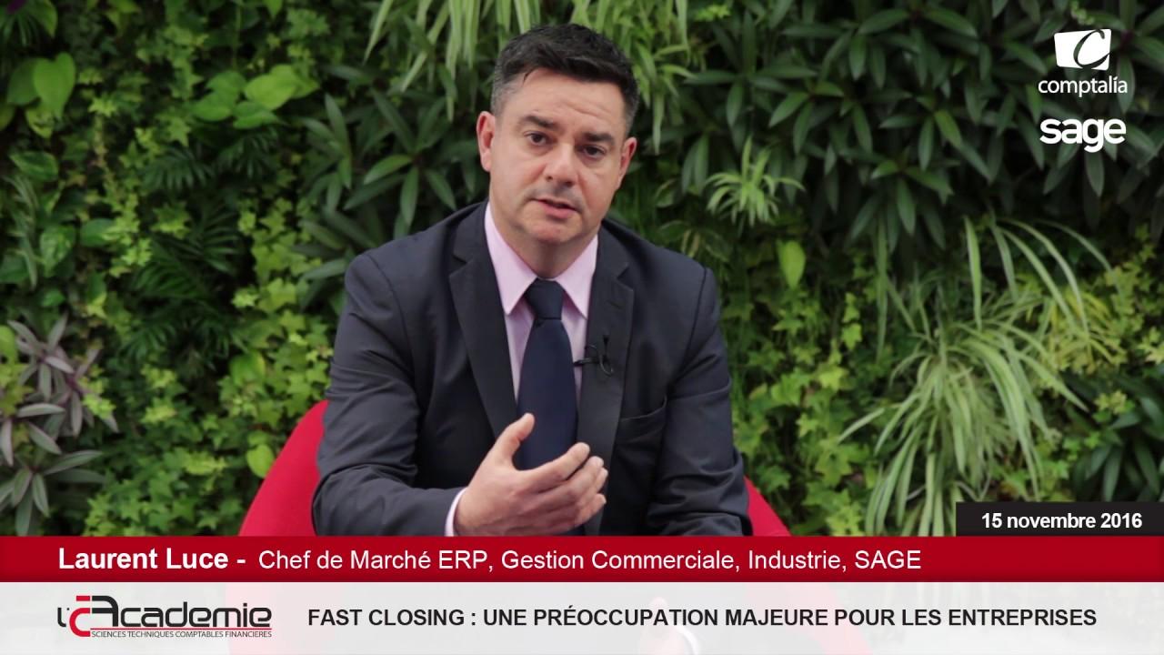 Les Entretiens de l'Académie : Laurent Luce