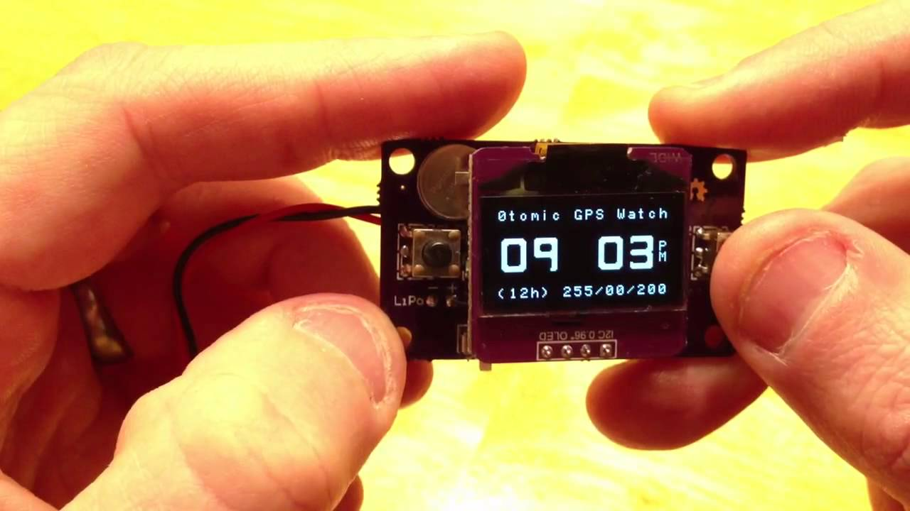 Arduino gps board doovi