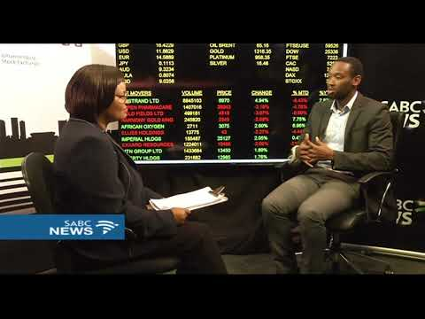 Latest market developments with Bright Khumalo, 12 March 2018