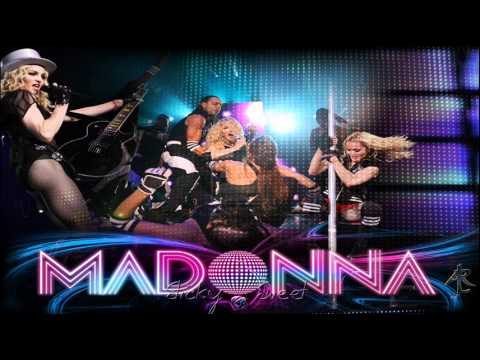 Madonna 19 Dance 2night (Sticky & Sweet Tour Dream Setlist)