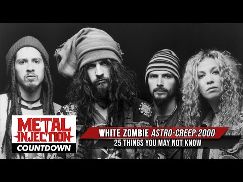 25 Things About WHITE ZOMBIE 'Astro‑Creep: 2000' You May Not Know | Metal Injection