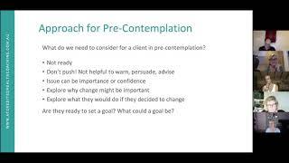 HCPC Webinar week 6- Goal setting