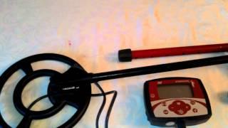 видео Металлоискатель Minelab X-Terra 305