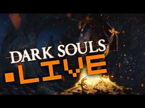 Dark Souls 1 LIVE! (Hype for Remaster!)