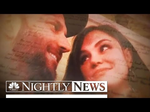A Widower's Powerful Love Letter To Those Who Cared For His Dying Wife | NBC Nightly News streaming vf
