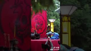 Китайская древняя традиционная свадьба