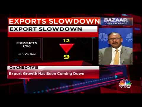 Export Slowdown: S Ravikumar & Ajay Sahai on Trade Deficit & Why the Export is Declining