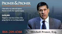 Slip and Fall Accident Attorney Morris Heights, NYC, NY   866-209-4366   Injury Lawsuit Lawyer