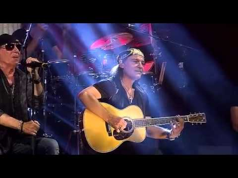 Scorpions - Send Me An Angel (Mtv Unplugged )