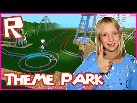 Theme Park Tycoon / Building Longest Coaster Ever