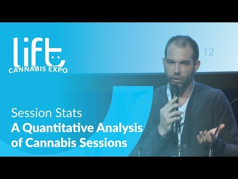 Session Stats: A Quantitative Analysis Of 30,000 User Submitted Tracked Cannabis Sessions