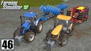 Test polowy nowych ciągników - Farming Simulator 17 (#46) | gameplay pl
