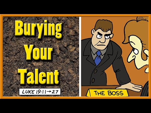 Burying Your Talent (The Liberator Ch #21)