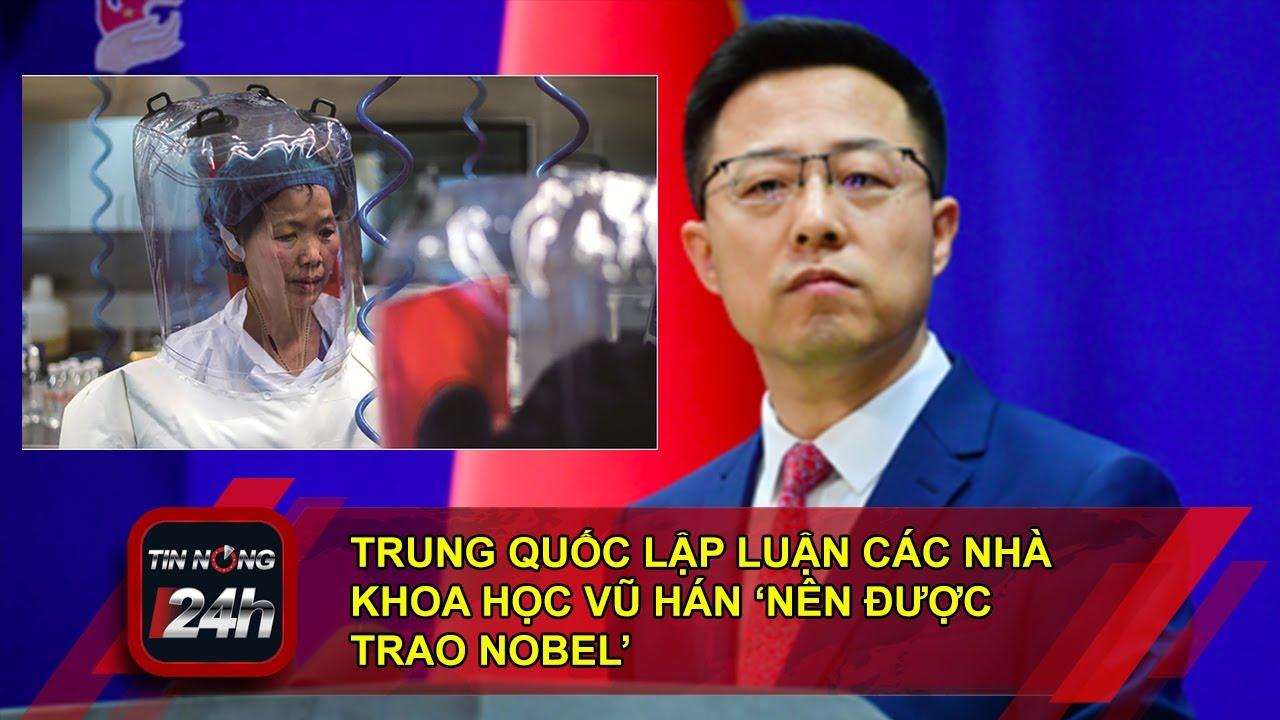 Trung Quốc lập luận Các nhà khoa học Vũ Hán 'nên được trao Nobel'