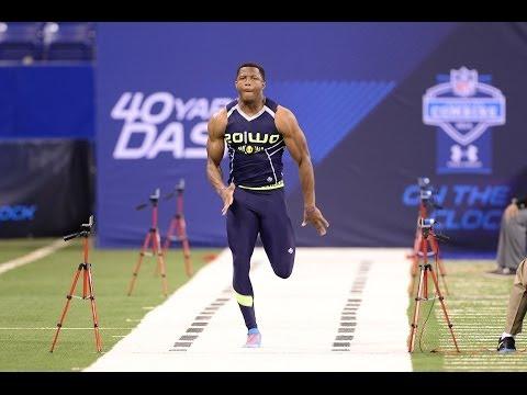 Bennie Fowler - 2014 NFL Scouting Combine