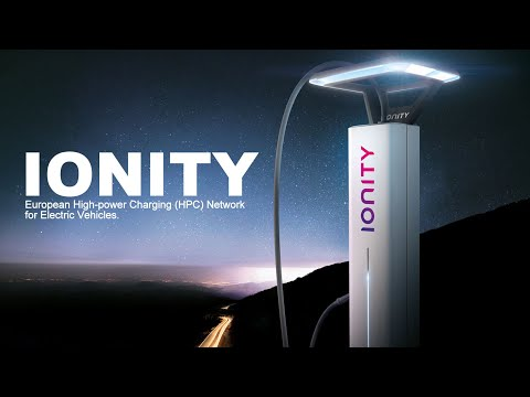 IONITY -  European High-power Charging (HPC) Network for Electric Vehicles