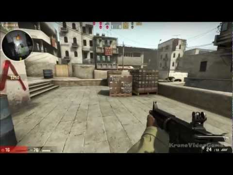 Counter-Strike: Global Offensive Gameplay PC HD