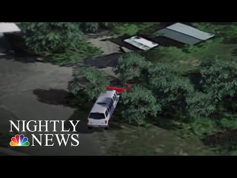 NY Gov: Limo Involved In Crash That Killed 20 Never Should Have Been On The Road   NBC Nightly News