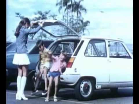 Video Promocional Renault 5 1972-73