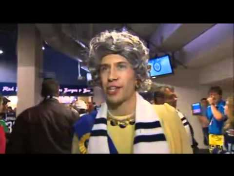 Scotiabank Hockey Day in Canada: The Queen of The Jets