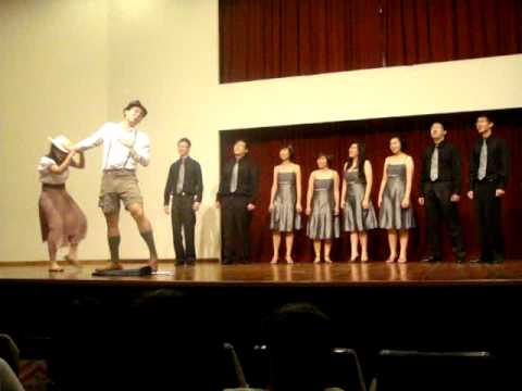 Traditional - Oh No John! (NJ Chorale)