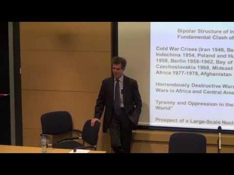 Mark Kramer - Cold War Myths & Realities [Entire Talk]