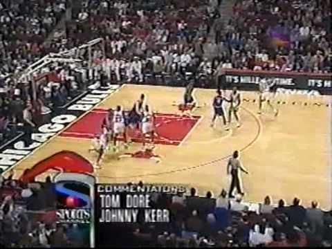 Michael Jordan 41 Pts Vs Dallas (1997)