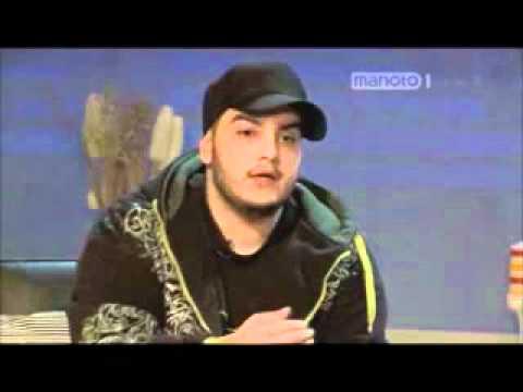 Amin BIG A Interview with Manoto 1 TV ( FarsiHipHop.com)