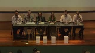 [Eleições Reitoria 2018] I Debate entre Candidaturas, Campus SBC, 18/10/2017, Parte A