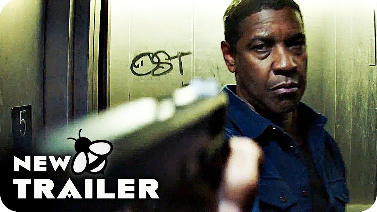 The Equalizer 2 Trailer 2018 Denzel Washington Action Movie
