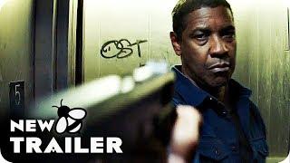 The Equalizer 2 Trailer (2018) Denzel Washington Action Movie