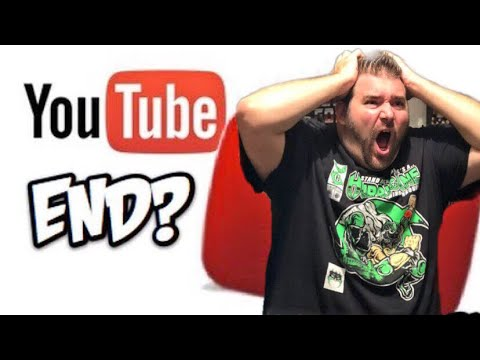 YOUTUBE IS ENDING Due To NEW EUROPEAN LAW Article 13 Says Youtube CEO Mp3