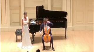 Natalia  Pavlova Carnegie Hall's Concert May 2019 - Protos composed By George Gusev