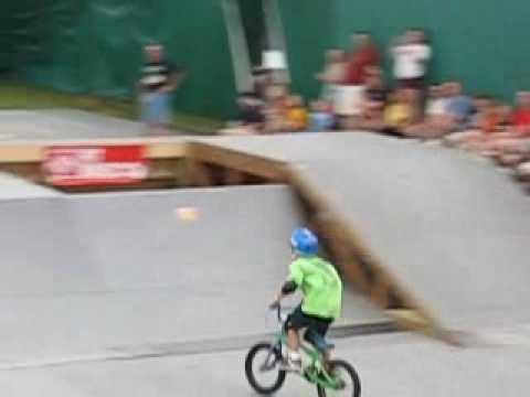 2009 BMX Invasion Colorado Dome Shane Kelly