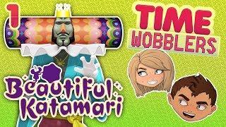 Beautiful Katamari - ЧАСТЬ #1: Круглый Предмет | Time Wobblers